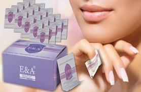 £6 instead of £32 (from Boni Caro) for a pack of 120 gel nail polish removal wraps, £10 for 240 wraps - save up to 81%
