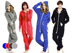 £14 instead of £59.99 (from Product Shelf) for a unisex onesie - choose from three colours and save 77%