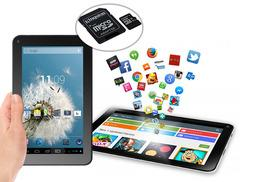 """£59 (from Fontab) for 9"""" quad core Android 4.4 tablet with a 16GB micro SD memory card"""