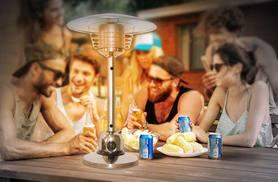 £59 instead of £169 (from Who Needs Shops) for a table top gas patio heater - enjoy the warmth and save 65%