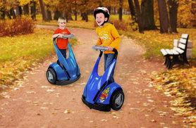£129 (from Smart Play Zone) for a kid's ride-on scooter