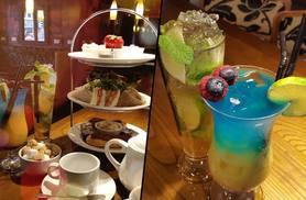 From £23 instead of £48 for a chocolate afternoon tea and cocktails for two people or £44 for four at Cosmopolitan Hotel, Leeds - save up to 52%