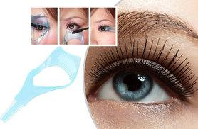 £1.99 instead of £6.99 (from Alvi's Fashion) for an eyelash perfecting tool - save 72%