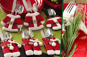 From £4.99 (from Colour My Wall) for a set of Santa Claus cutlery socks - choose from a four, eight, 12 or 16 pack and save up to 75%