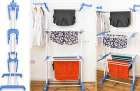 £24.99 instead of £39.99 (from Bootique Shop) for a three-tier clothes airer – save 38%
