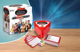 £6.99 (from Linen Ideas) for The Big Bang Theory Trivial Pursuit - challenge your friends!