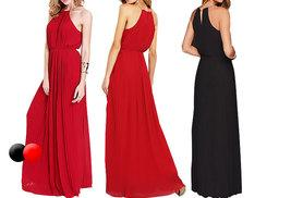 £12 instead of £99 (from Boni Caro) for a pleated maxi dress – choose from two colours and save 88%
