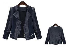 £22 instead of £64.99 (from EFMall) for a faux leather biker jacket – save 66%