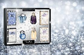 £29 instead of £42.43 for a Thierry Mugler miniature fragrance collection from Deals Direct – save 32%