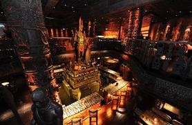 £49 for a deluxe three-course dining experience and drink each at Shaka Zulu, Latium, Gilgamesh or one of two Marco Pierre White locations from Buyagift