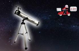 £39 instead of £173 (from Who Needs Shops) for an astronomical telescope FX-700 series – look to the skies and save 77%