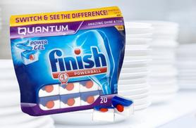 £3.99 for 20 Finish powerball quantum tablets from Ckent Ltd
