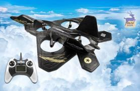 £24.99 instead of £53 (from Comtech Logic) for a Rotorz RT08 predator F2 super fighter jet drone and remote control - save 58%