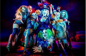 £11 instead of up to £22 for a ticket to Circus of Horrors, 'The Never-Ending Nightmare' on 17th Dec at Star City Birmingham - save up to 50%