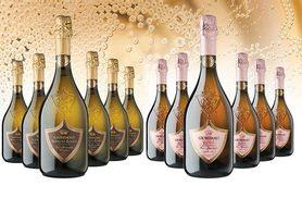 £69 (from Giordano) for 12 bottles of Italian sparkling wine + DELIVERY INCLUDED