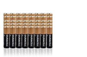 £14.98 (from Baruch) for a pack of 40 AA or AAA Duracell plus power batteries