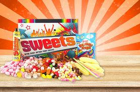£9 instead of £26.95 (from Chewbz) for a 1.1 kilogram bumper box of sweets - chow down and save a sweet 67%