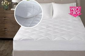 From £5.99 (from Home Furnishings Company) for a microfibre quilted mattress protector - sleep soundly and save up to 85%