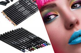 £7 instead of £39.99 (from Alvi's Fashion) for a fabulous twelve-pack of eyeliner pencils - save 82%