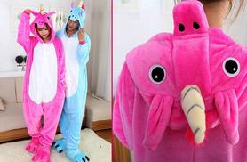 £16 instead of £52 (from EFMall) for a unisex unicorn onesie - choose blue or pink and save a magical 69%
