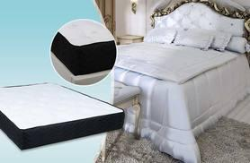 £49 instead of £289.01 (from TruSleep) for a single Bonnell Sprung memory foam mattress, £79 for a small double or double, £89 for a king size - save up to 83%