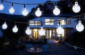 £9.99 instead of £39.99 (from EFMall) for a set of LED outdoor and indoor bubble light bulbs - save 75%