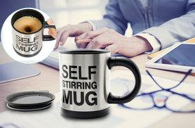 £5 instead of £29.99 (from Fusion Online) for a self-stirring mug - save 83%