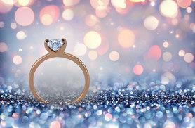 £6 instead of £79 (from Alvi's Fashion) for a rose gold-plated crystal ring – save 92%