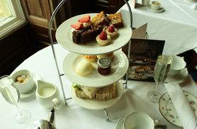 £19 instead of £39 for sparkling afternoon tea for two people at Shrigley Hall Hotel, Cheshire - save 51%