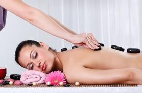 £19 (from Centre of Excellence) for a hot stone massage online diploma course