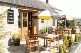 £139 (at The Old Dairy Farm) for a two-night stay for two including breakfast with tea or coffee and cake on arrival
