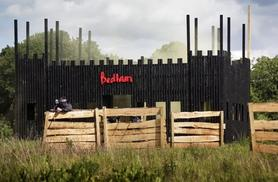£5 for a paintballing day for up to five people, £9 for up to 10 people, £12 for up to 15 people or £14 for up to 20 people at Bedlam Paintball - save up to 95%