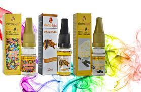 £10 instead of £29.51 for 10 e-cigarette liquids from Vaping Clouds Ltd - save 66%