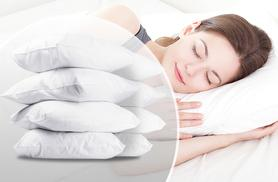 £15.99 instead of £99.99 (from Home Furnishings Company) for a pack of eight bounce-back pillows - save 84%