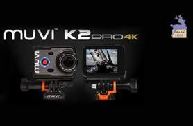 £129 instead of £205.44 (from Deals Direct) for a Muvi K-series K2S Sport HD action camera - save 37%