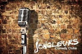 £16 for entry for a two-hour comedy show, £20 for entry for four, or £30 for six at Jongleurs Comedy Club - choose from seven UK locations and save up to 58%