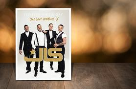 £8 instead of £16.99 for a 'JLS: Forever and a Day' Autobiography from Wowcher - save up to 53%