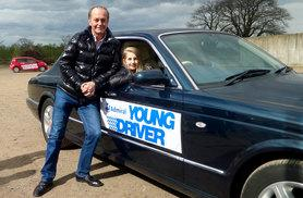 £49.95 for a 30-minute young driver taster lesson (for ages 10-17)  with Young Driver - chose from 10 UK locations