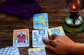 £4 instead of £15 for a three-card email Tarot reading from Leoprincess Tarot- save 73%