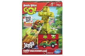 £8.99 for an Angry Birds Go! Knock'em down tower game from Ckent Ltd