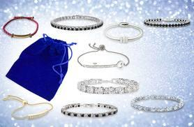 £5 instead of £44.99 (from Fakurma) for a Mystery Bracelet Gift Bag - get one of nine styles and save 89%