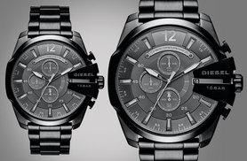 £129 instead of £292 (from Unlimited Joy) for a men's black Diesel Mega Chief watch - save 57%