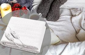 £9 instead of £36 (from Vivo Mounts) for a single luxury electric blanket, £18.99 for a king size with a dual controller - save up to 75%