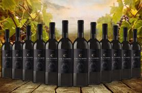 £39.99 (from Eassy Gifts) for a 12-bottle case of award-winning Spanish red wine - save 76%