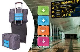 £4.99 instead of £28 (from Fakurma) for a foldaway flight bag - save 82%