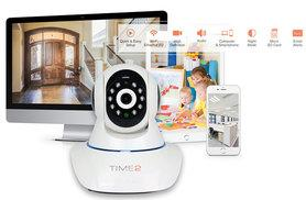£39.99 (from Hedoo) for a 360 degree HD wireless IP surveillance camera - save 76%