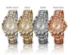 £29 instead of £250 (from Product Shelf) for a ladies' August Steiner watch - choose from four chic colours and save 88%