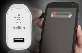 £8.99 instead of £24.99 (from Pacetech) for a Belkin USB charger - save 64%