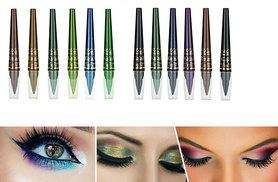 £9.99 instead of £22.99 (from Get Gorgeous) for six Kajal glitter eyeliner sticks - choose from two sets and save 57%