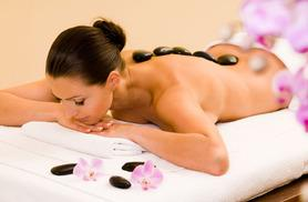 £16 instead of £60 for a one-hour hot stone massage and deep cleaning facial from Desire Hair and Beauty - save 73%